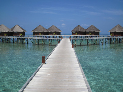 Water Villas - Maldives